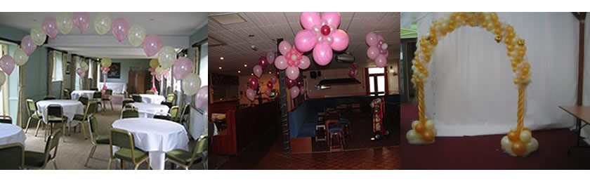 More Balloon Arches